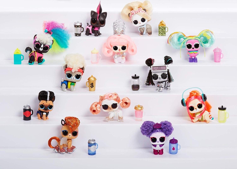 кукла магазин профессиональной косметики
