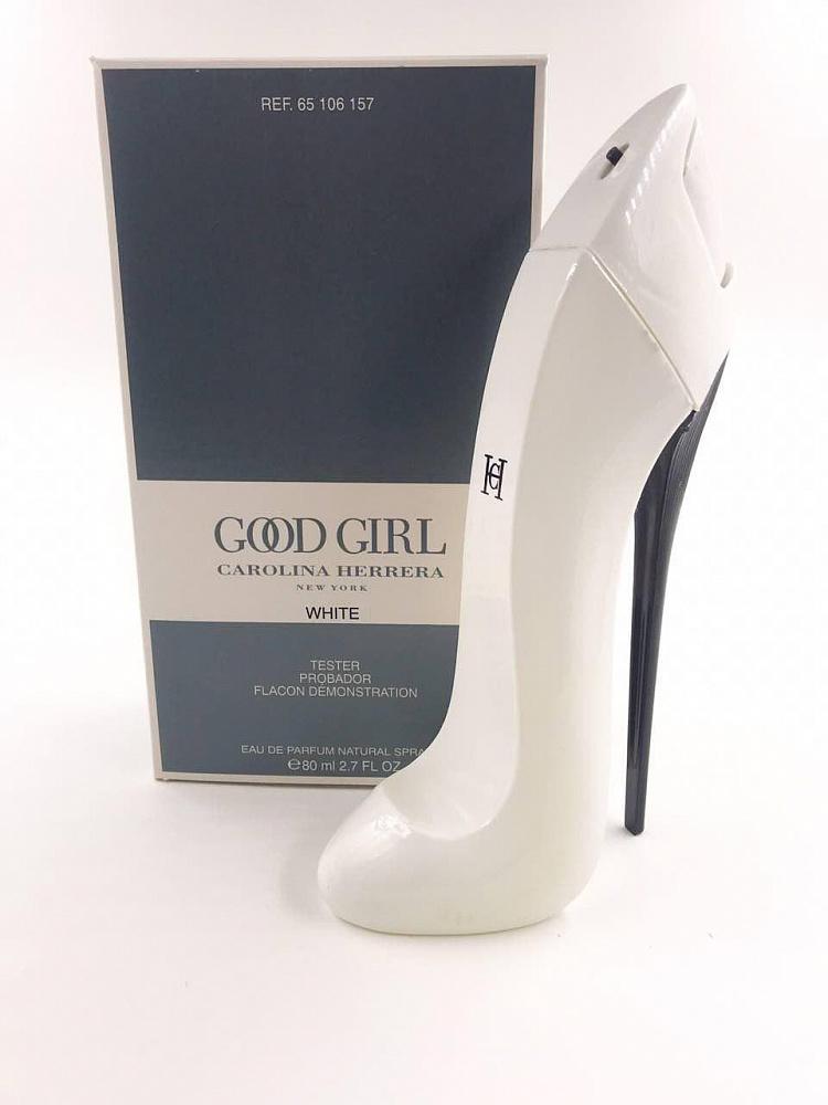 Купить оптом Тестер Good Girl White Carolina Herrera 80мл по цене 549 руб.  в оптовом интернет магазине Teegee.ru 359bb89e7d4