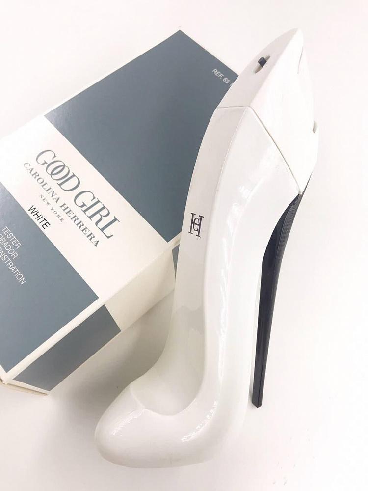 Купить оптом Тестер Good Girl White Carolina Herrera 80мл по цене ... af50e91bceb